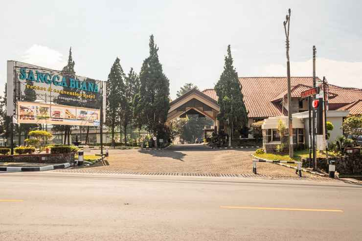 EXTERIOR_BUILDING Capital O 1256 Sangga Buana Resort & Convention Hotel