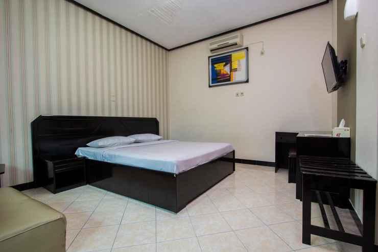 BEDROOM Hotel Borobudur Indah