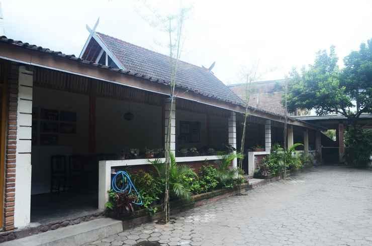 LOBBY De Borobudur Hotel