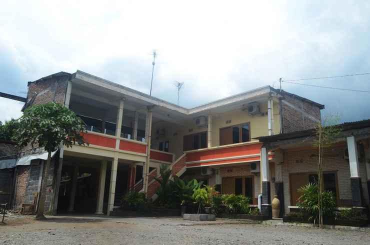 EXTERIOR_BUILDING De Borobudur Hotel
