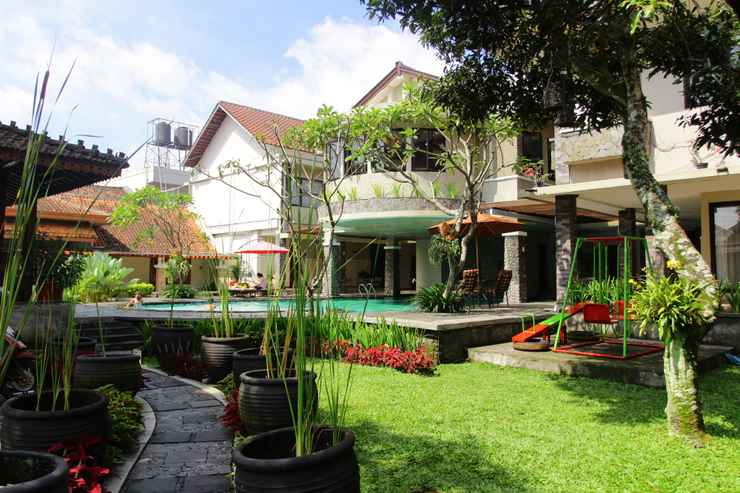 EXTERIOR_BUILDING Hotel Sriti Magelang