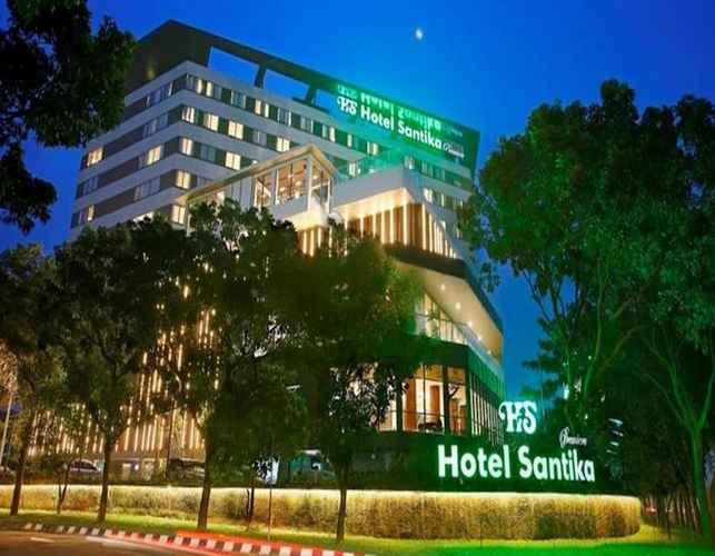 EXTERIOR_BUILDING Hotel Santika Premiere Bintaro