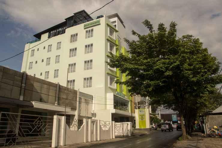 EXTERIOR_BUILDING Green Eden Hotel