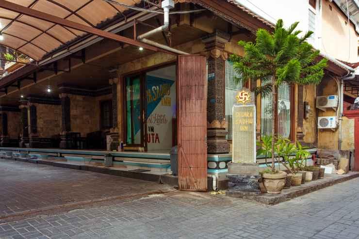 EXTERIOR_BUILDING Segara Sadhu Inn Kuta