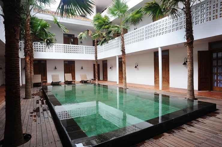 SWIMMING_POOL Adhisthana Hotel Yogyakarta