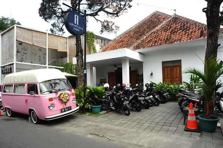 EXTERIOR_BUILDING Adhisthana Hotel Yogyakarta