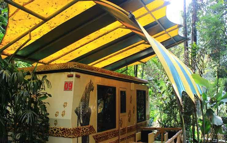 Taman Safari Lodge Puncak - Caravan