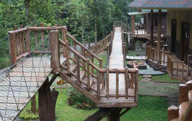 Taman Safari Lodge Puncak - Tree House