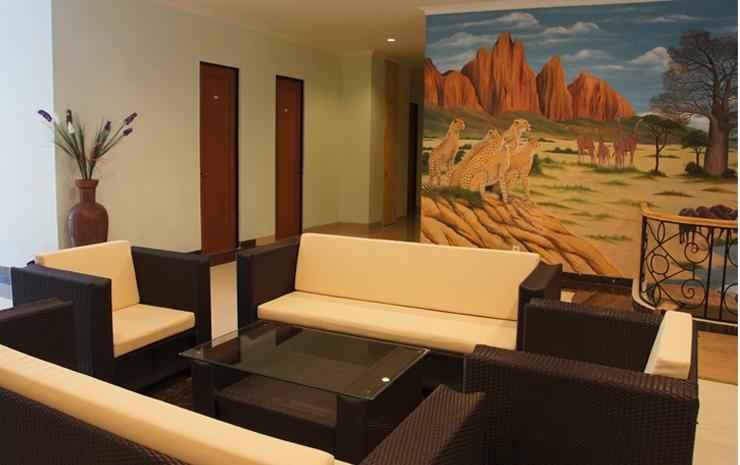 Taman Safari Lodge Puncak -