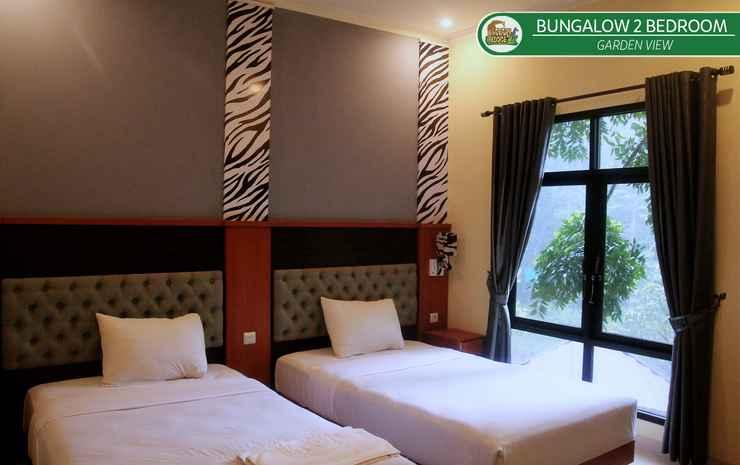 Taman Safari Lodge Puncak - Bungalow Suite 2 Room