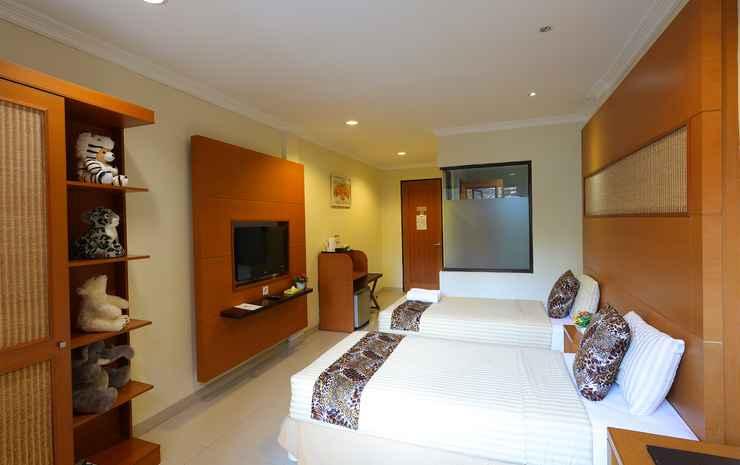 Taman Safari Lodge Puncak - Standard Twin Bed