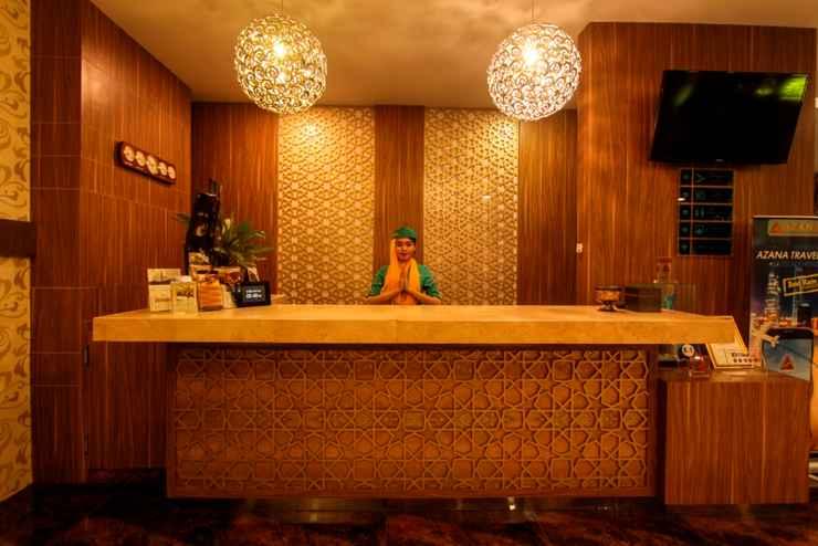 LOBBY Grand Amira Hotel Solo by Azana