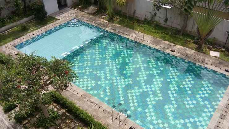 SWIMMING_POOL Bogor Indah Nirwana Hotel & Convention