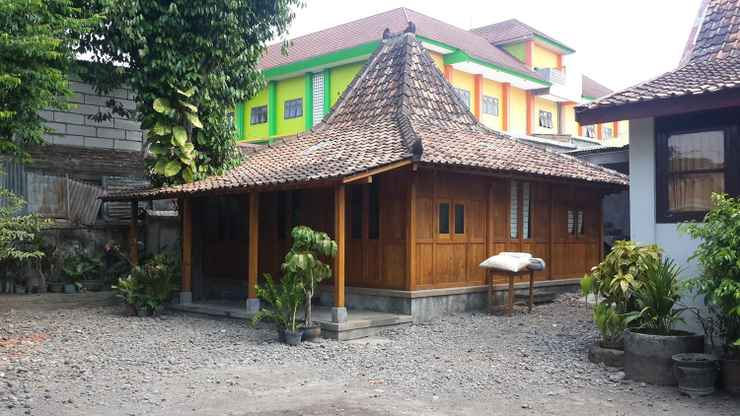 EXTERIOR_BUILDING Jogja Bungalow Homestay