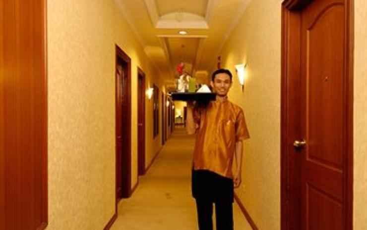 LOBBY Yasmin Puncak Hotel