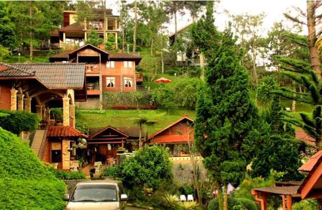 EXTERIOR_BUILDING Talita Mountain Resort