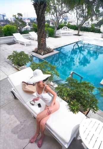SWIMMING_POOL Hotel Gran Mahakam