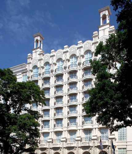 EXTERIOR_BUILDING Hotel Gran Mahakam