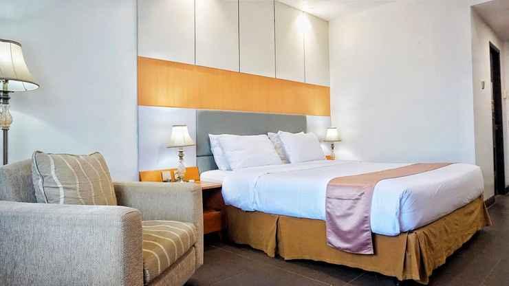 BEDROOM Dangau Hotel Kubu Raya