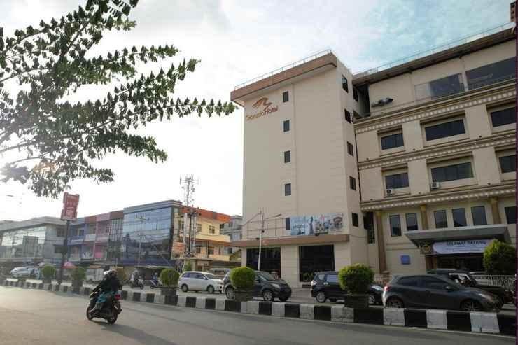 EXTERIOR_BUILDING Garuda Hotel Pontianak