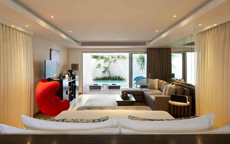 Double-Six Luxury Hotel Seminyak Bali - Suite Deluks (Plunge Pool)
