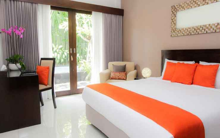 The Pavilion Hotel Kuta Bali - Deluxe Double Room
