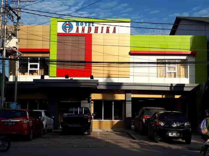 EXTERIOR_BUILDING Hotel Andhika Samarinda