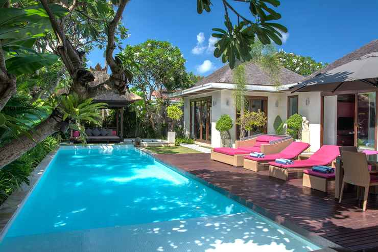 Chandra Bali Villas Seminyak Indonesia