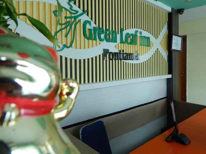 LOBBY Green Leaf Inn