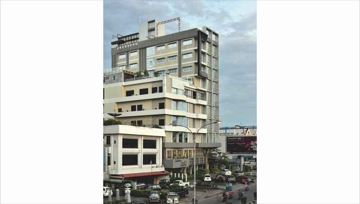 EXTERIOR_BUILDING Gajahmada Avara Boutique Hotel