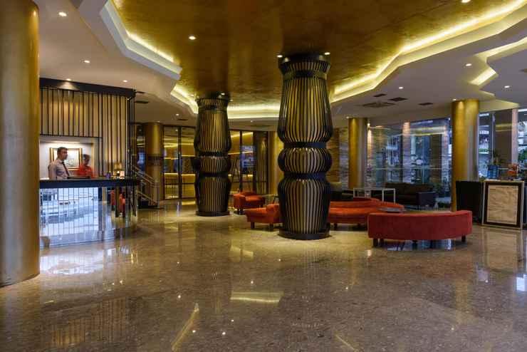 LOBBY Gajahmada Avara Boutique Hotel