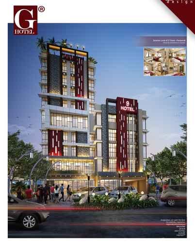 EXTERIOR_BUILDING G Hotel Pontianak