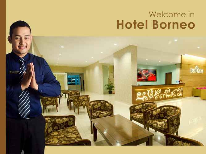 LOBBY Borneo Hotel