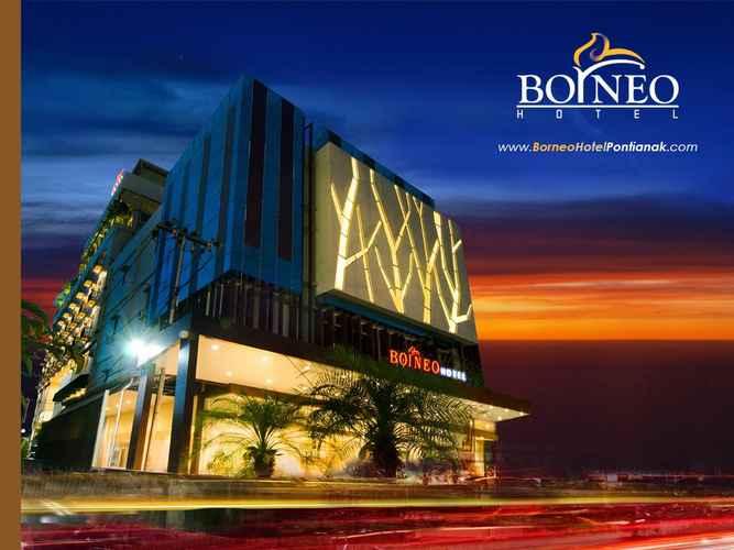 EXTERIOR_BUILDING Borneo Hotel