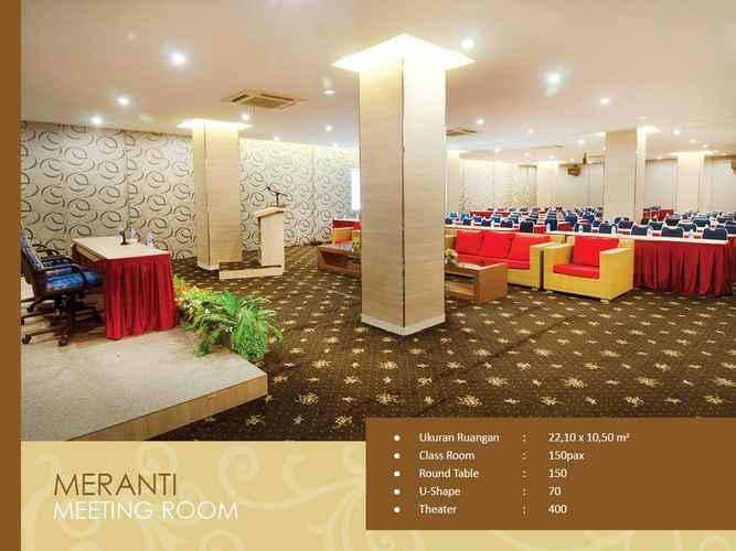 FUNCTIONAL_HALL Borneo Hotel