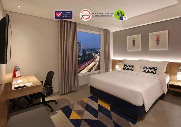 BEDROOM Swiss-Belinn Simatupang Jakarta