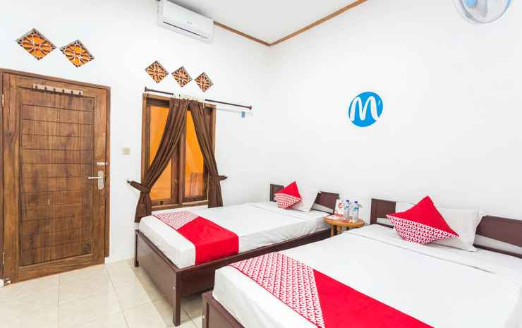 OYO 1323 Murni Homestay Lombok - Standard Twin Room