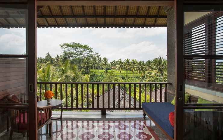 Dwaraka The Royal Villas Bali - Royal Suite Garden View