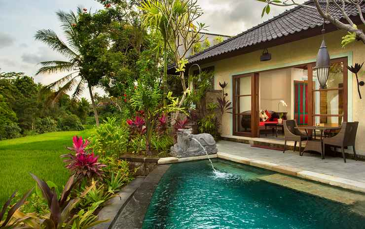 Dwaraka The Royal Villas Bali - 1 Bedroom Pool Villa Garden View
