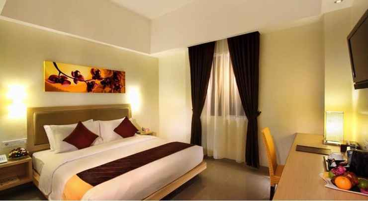 BEDROOM Orchardz Hotel Ayani Pontianak