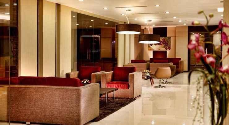 LOBBY Orchardz Hotel Ayani Pontianak