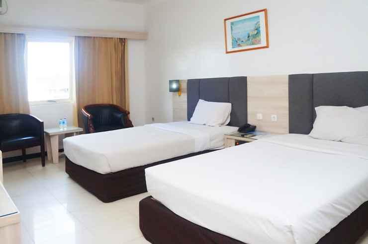 BEDROOM Hotel Kapuas Dharma Pontianak