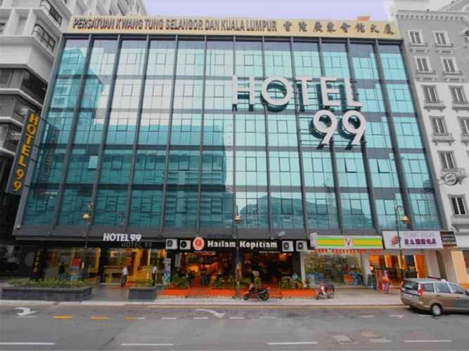 EXTERIOR_BUILDING Hotel 99 Kuala Lumpur City