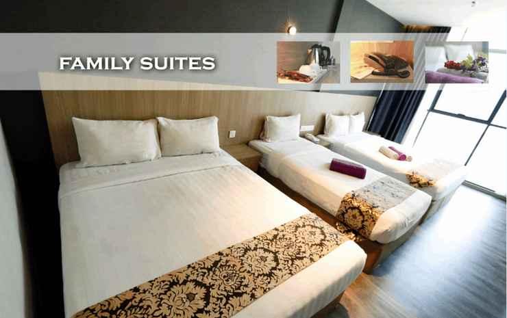 Hotel 99 Kuala Lumpur City Kuala Lumpur - Family Suite - Room Only