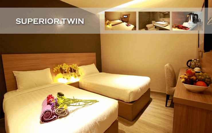Hotel 99 Kuala Lumpur City Kuala Lumpur - Superior Twin With Window - Room Only