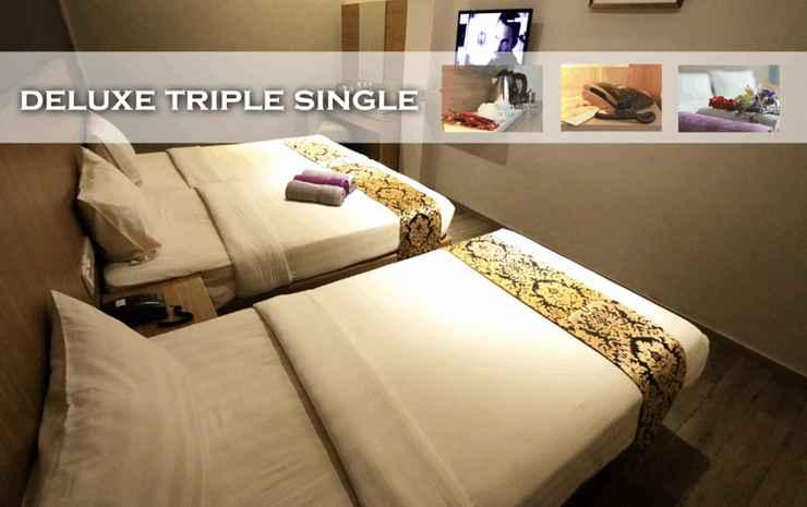 Hotel 99 Kuala Lumpur City Kuala Lumpur - Deluxe Triple - Room Only