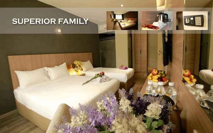 Hotel 99 Kuala Lumpur City Kuala Lumpur - Superior Family - Room Only
