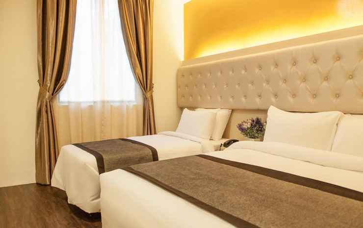 SANDPIPER HOTEL KUALA LUMPUR Kuala Lumpur - Staycation Family Room for 3 pax Inclusive Local Breakfast