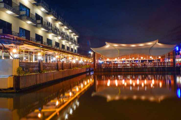 EXTERIOR_BUILDING Grand Kartika Hotel