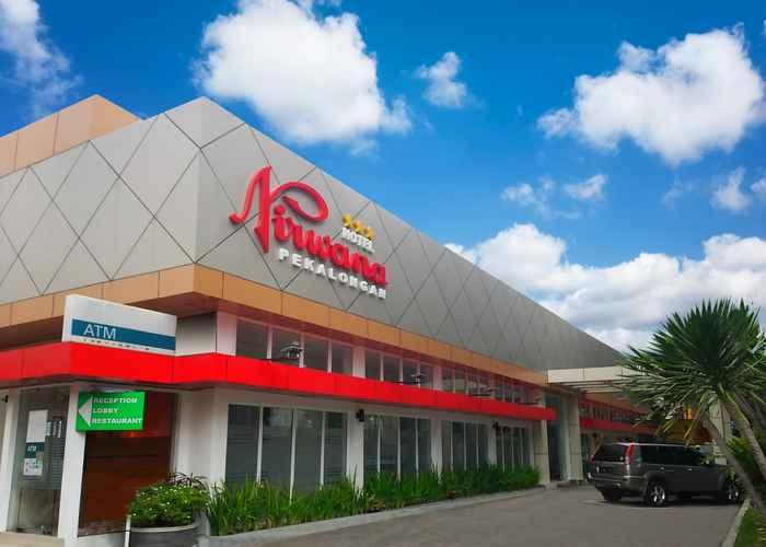 EXTERIOR_BUILDING Hotel Nirwana Pekalongan